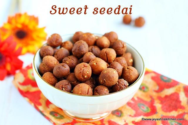 Wheat flour - seedai