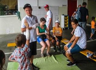 Familiensommer 2017 - Kinderblaulichttag
