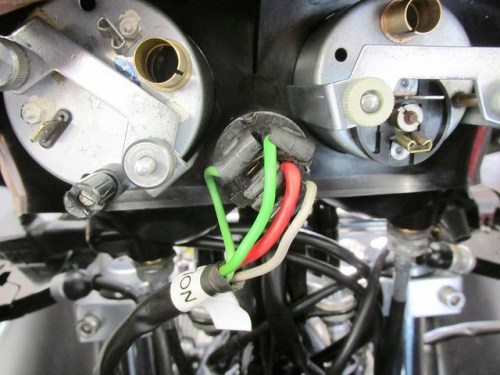 Ignition Switch Wiring