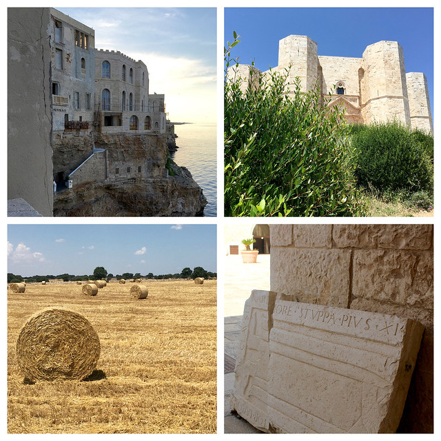 Puglia Collage