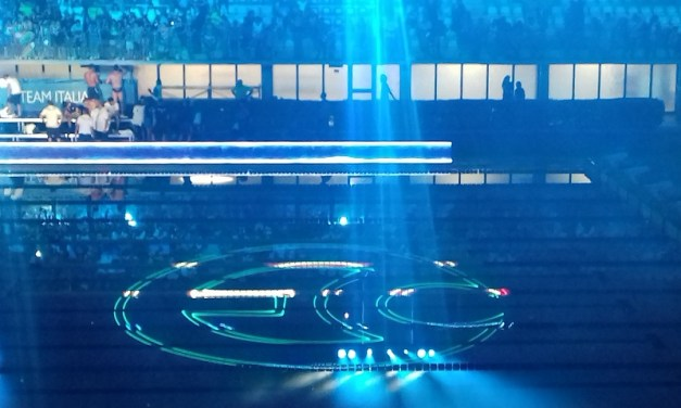 Energy for Swim: lo show delle stelle del nuoto a Roma in notturna