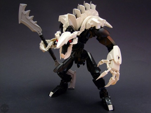 Son of Makuta - Anger