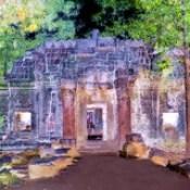 Cambodia - Angkor - Ta Som Temple - 14bb.