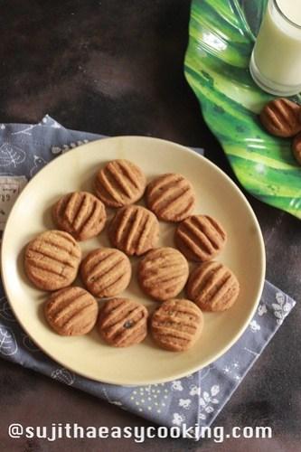 Jackfruit flour Cookies2