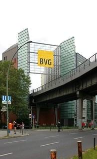 BVG-Haus am Tempelhofer Ufer