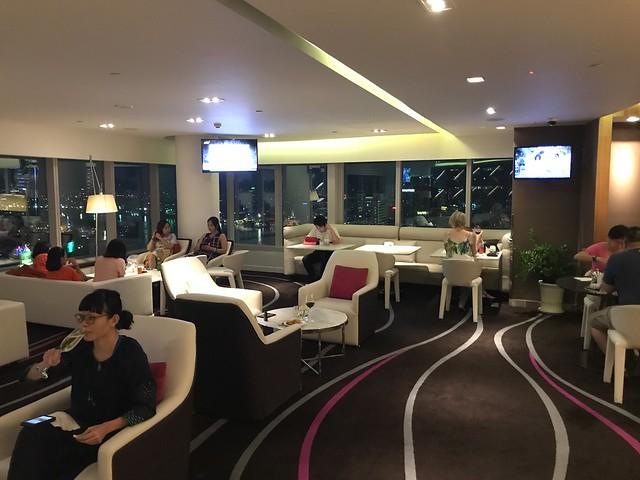 Club lounge  - Le méridien Saigon