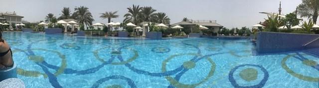 Plage et Piscine- St Regis Abou Dhabi