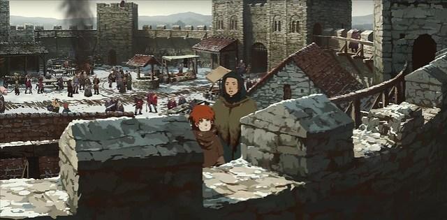 Ken Follettov stupovi na Zemlji - Castle Keep