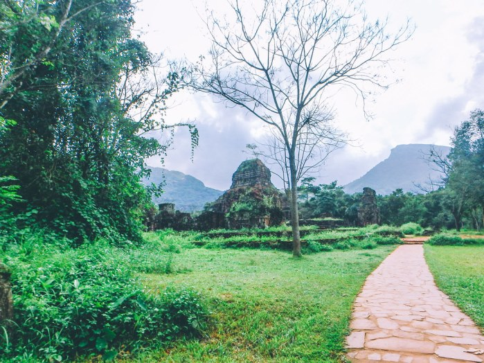 My Son Sanctuary, a UNESCO World Heritage Site Near Hoi An in Vietnam