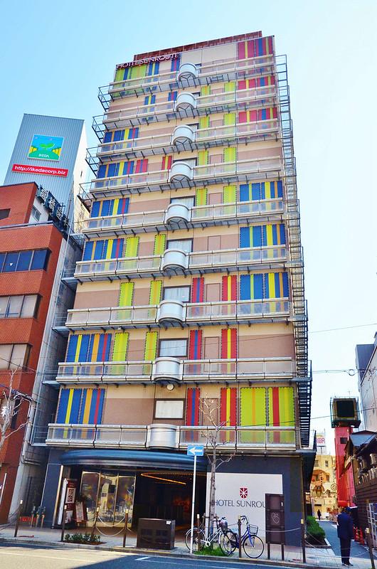 大阪難波燦路都飯店