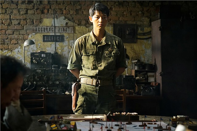 THE BATTLESHIP ISLAND_Song Joong ki
