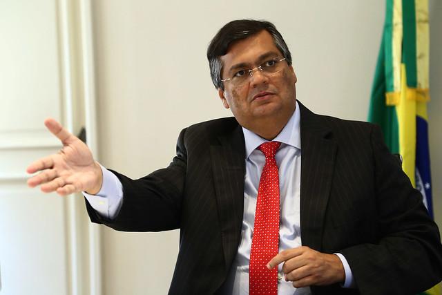 Ao abordar eleição de 2018, Flávio Dino (PCdoB) defende programa com reforma tributária entre as prioridades - Créditos: Gilson Teixeira/Governo do Maranhão