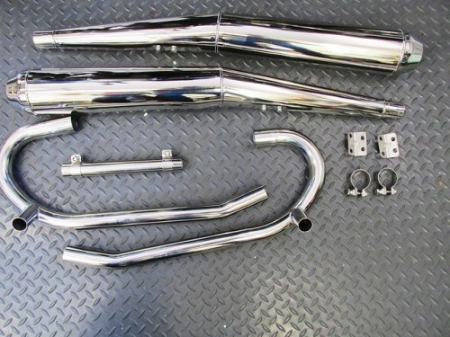 Keihan Exhaust System Components