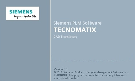 Siemens Tecnomatix CAD Translators 6.0 64bit full crack