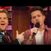 Beatboxing & Eyebrow Tributes w/ Charlie Puth.
