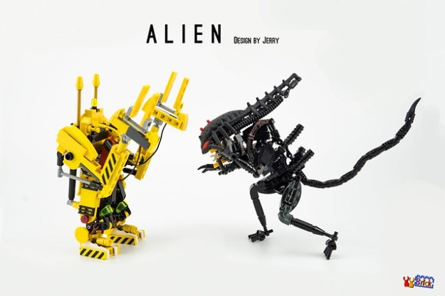 Lego Xenomorph Archives The Brothers Brick The Brothers Brick