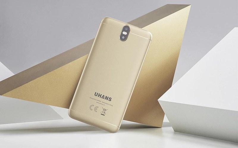 uhans max 2 スマートフォン レビュー (4)