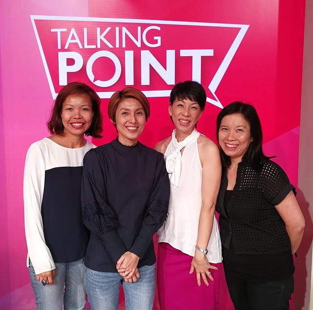 Talking Point 2017