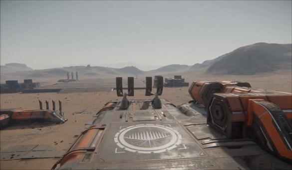 Star Citizen - Procedural Outpost