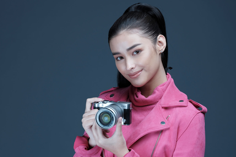 8 Fujifilm x Liza Soberano - Fujifilm X-A3 - Gen-zel She Sings Beauty