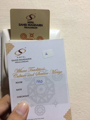 Review sahid mandarin hotel Pekalongan