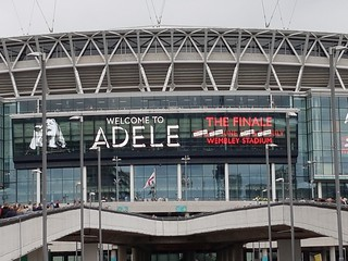 Adele, Wembley Stadium