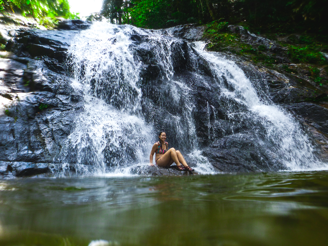 Khao Lak | Hiking to Ton Chong Fa Waterfall