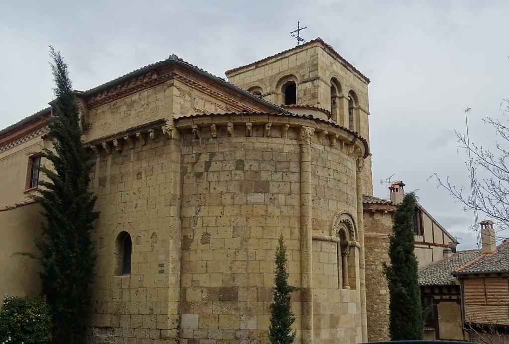 Segovia Iglesia de San Nicolás 06
