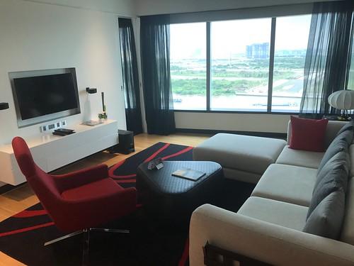 Grand Suite - le Méridien Saigon