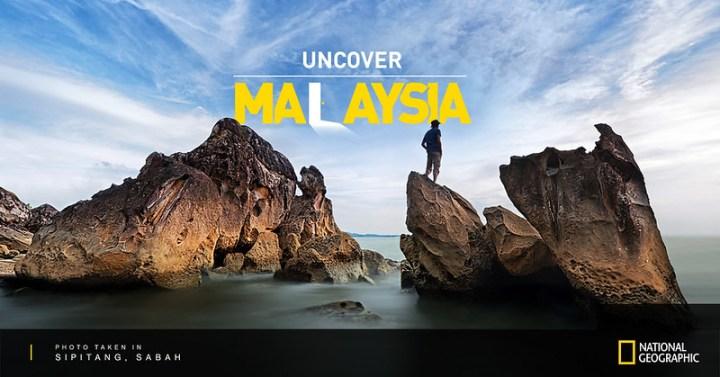 Kempen Foto Uncover Malaysia & Vignet Online Pilihan