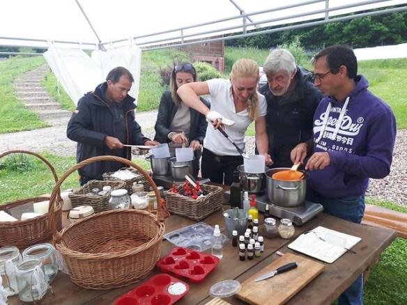 Lavender workshop - zelf zeep maken