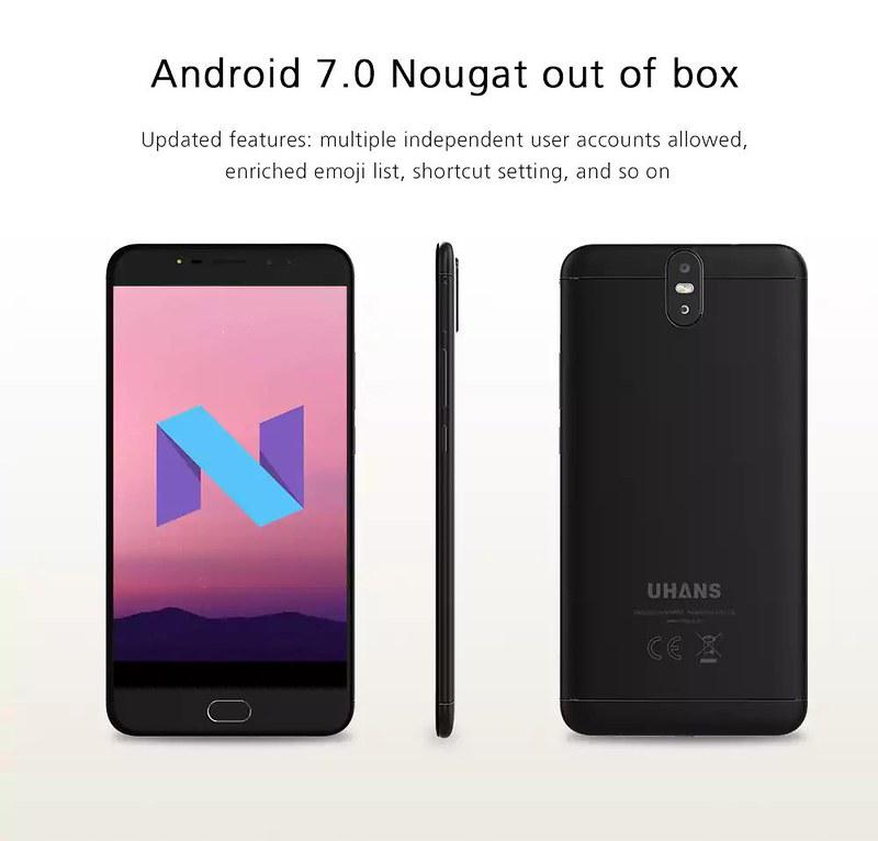 uhans max 2 スマートフォン レビュー (10)