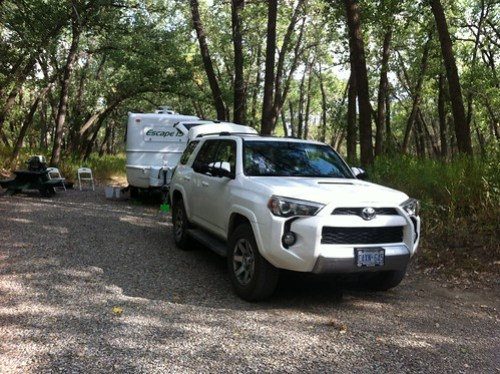 Lethbridge Campsite