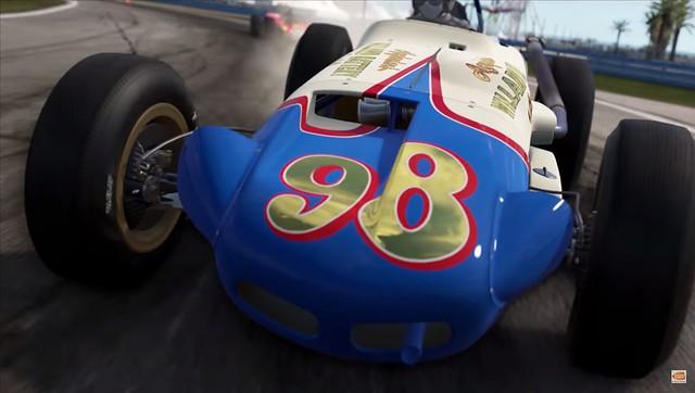 Projekt CARS 2 - Klassischer 1960s Racer