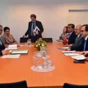 Bilateral Meeting Malaysia (01116969).