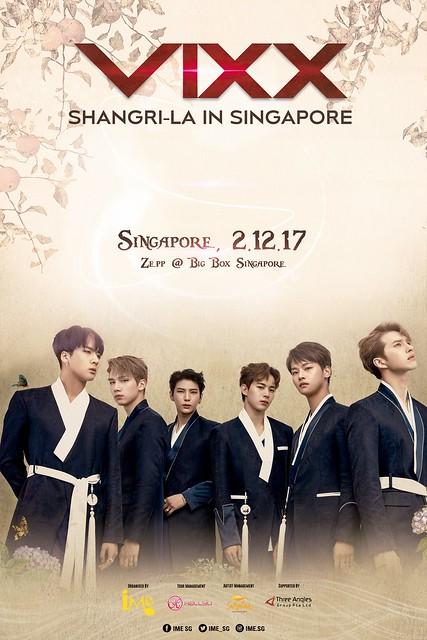 VIXX Shangri-La in Singapore