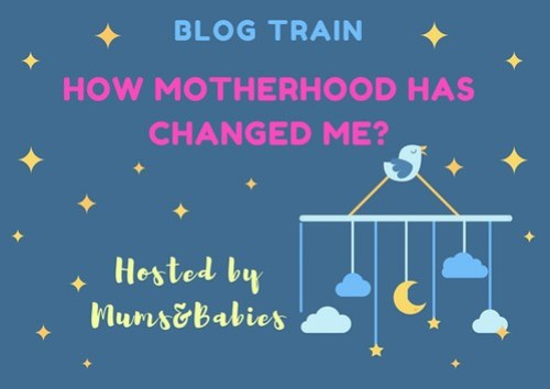 Motherhood Blog Train