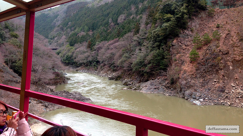3 Hari Keliling Kyoto - Romantic Sagano Train 2