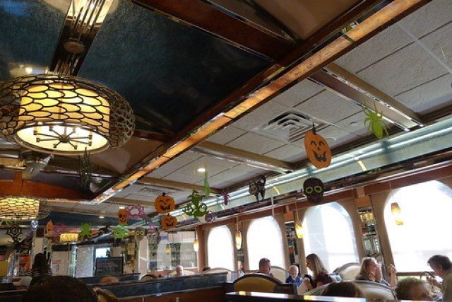 Nautilius Diner, Larchmont, USA
