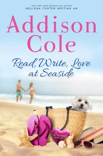 Embraced at Seaside (Sweet with Heat: Seaside Summers) by Addison Cole ~ Book Tour