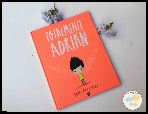Reseña del libro Totalmente Adrián