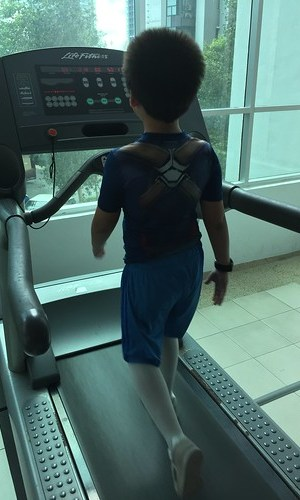 Enhancing Attention by building Cardio fitness