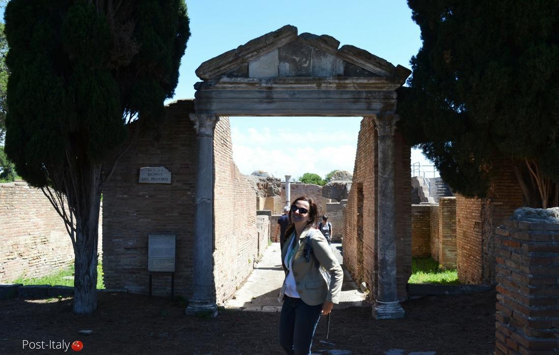 Ostia Antica, Roma