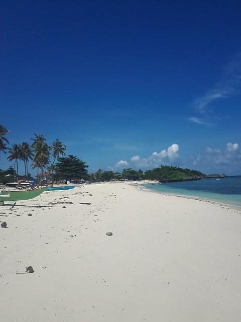 Malapascua north beach