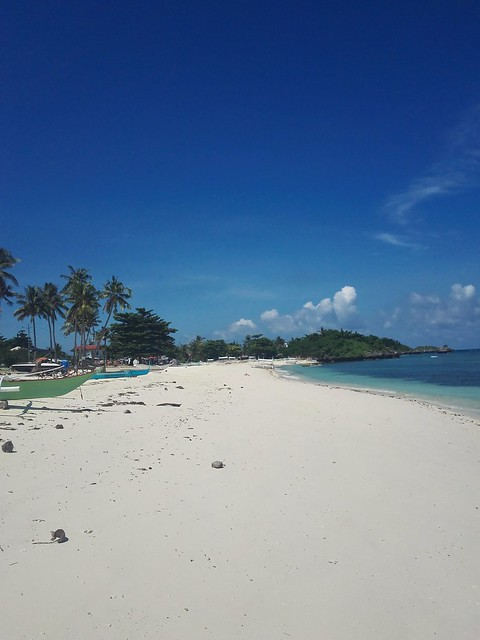 Malapascua north beach