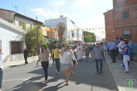 Procesión del Pilar 2017