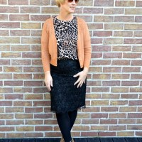 Beauty 'n Fashion: Leopard 'n lace