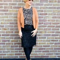 Beauty 'n Fashion: Leopard 'n lace