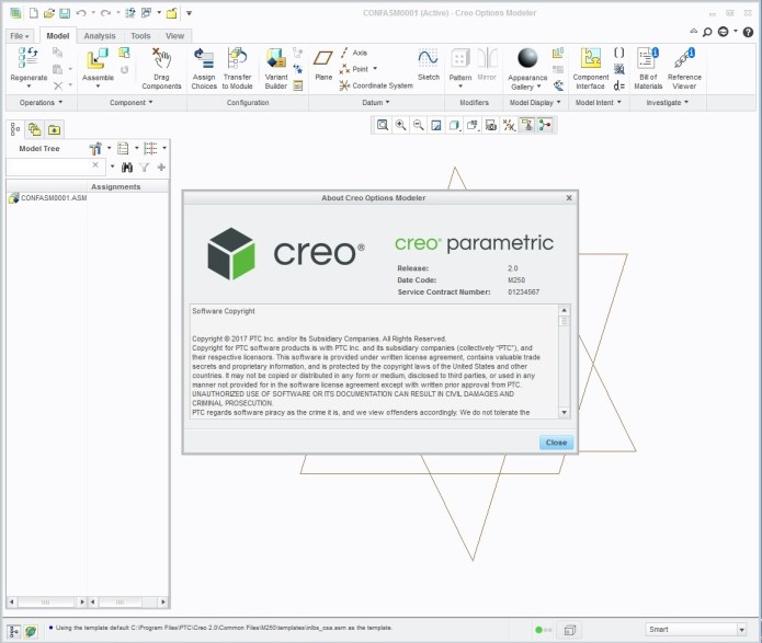 Design with PTC Creo Parametric 2.0 M250 full crack