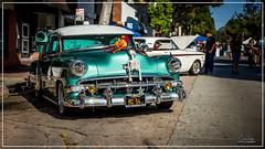 1954 Chevrolet - Los Muertos Car Show 2017 - Whittier, CA